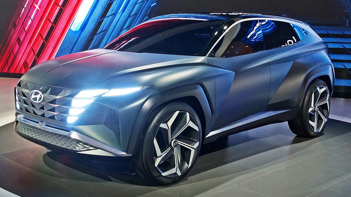 """Die Hyundai Studie """"Vision T"""""""